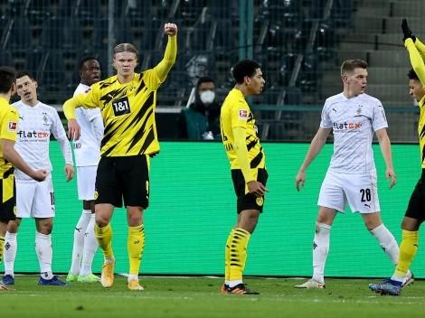 Horario: Dortmund quiere seguir en la pelea por la cima ante M'gladbach