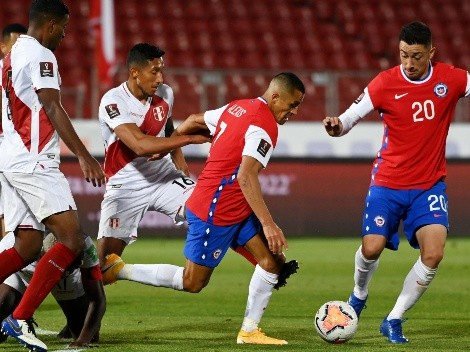 Los árbitros para la Roja en la fecha triple de las eliminatorias