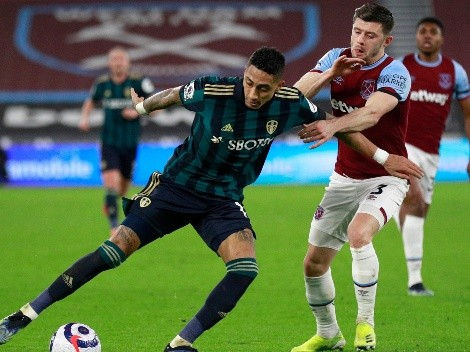 Horario: Leeds busca su primer triunfo en la Premier ante West Ham