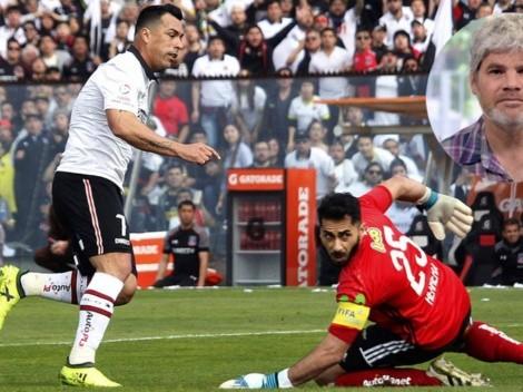 """Guarello lamenta: """"El duelo psicólogico de Paredes y Herrera ya no está"""""""