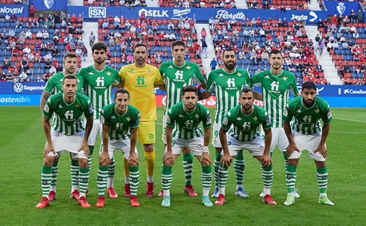 Real Betis vs Osasuna   RESULTADO, VIDEO, GOLES Y RESUMEN por La Liga