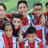 Emotivo: Palestino tiene escuela de fútbol en Palestina
