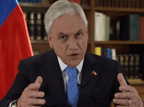 Presidente Piñera presentará esta noche el Presupuesto para el 2022