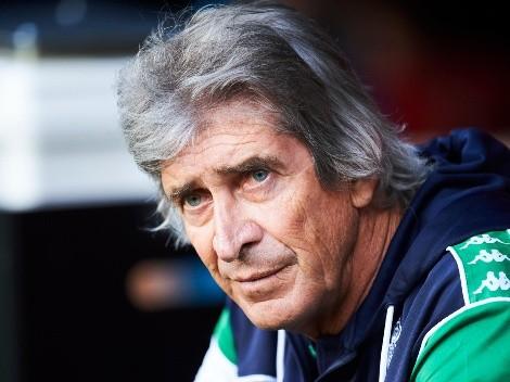 Pellegrini y su tranquilidad luego de victoria del Betis