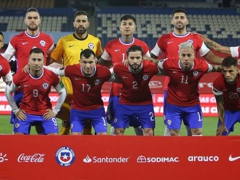 La selección chilena será local en San Carlos de Apoquindo