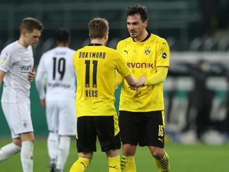 ¿Cuándo y a qué hora juega Borussia M'gladbach vs Dortmund?