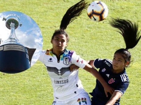 Copa Libertadores Femenina: los grupos de la U y el Chago