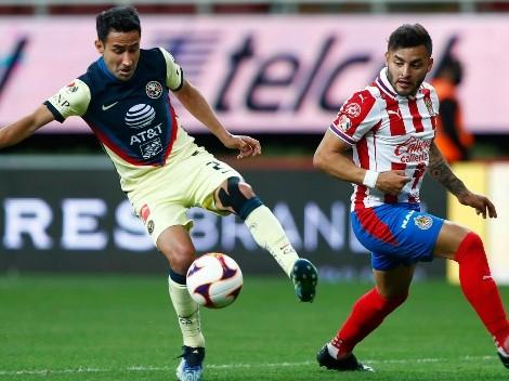 América y Chivas se miden en una nueva edición del Clásico Nacional