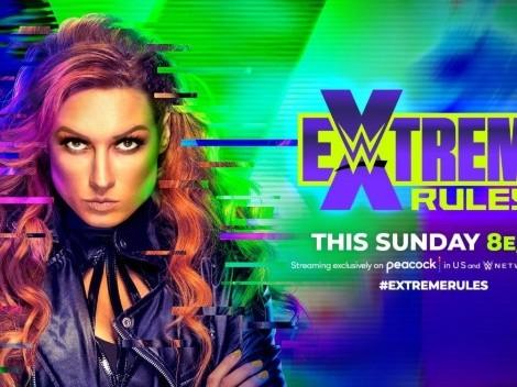 Extreme Rules 2021: Conoce la cartelera, horarios y cómo ver el evento de la WWE