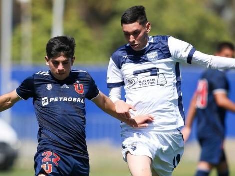 U. de Chile cae en la Sub 21 ante Deportes Recoleta