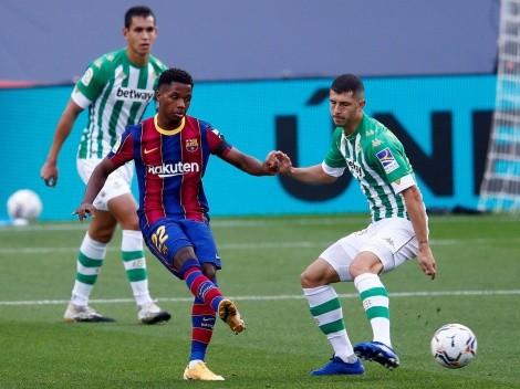 Ansu Fati ingresa en convocatoria culé con la 10 de Messi