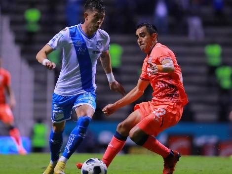 Pablo Parra se manda gol digno de 9 en empate de Puebla