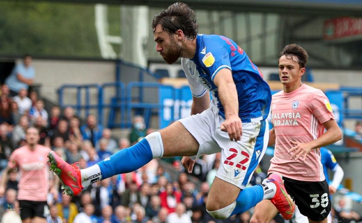 Ben Brereton marca doblete para el Blackburn Rovers ante Cardiff en  Championship   VIDEO