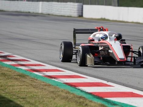 Nicolás Pino debuta en la Eurofórmula Open en el mítico Monza