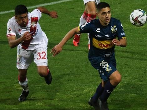 Curicó sigue en zona de descenso: empate contra Everton