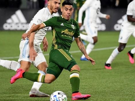 Gol de Pipe Mora y el chileno suma once gritos en la MLS