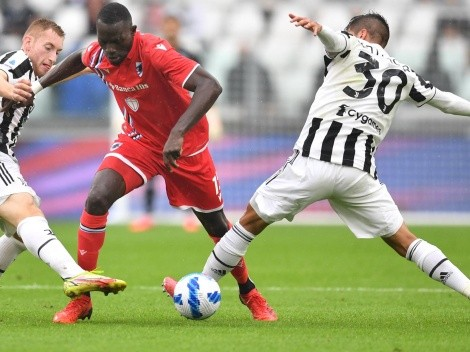 Juventus consigue su segundo sufrido triunfo en Serie A