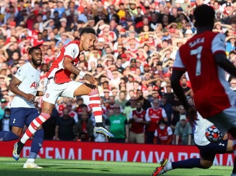 Arsenal se hace fuerte y derrota al Tottenham que entra en crisis