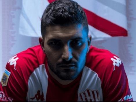 ¡Milagro! Nicolás Blandi por fin debuta en Unión de Santa Fe