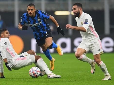 Programación Champions League: el Inter va a Ucrania
