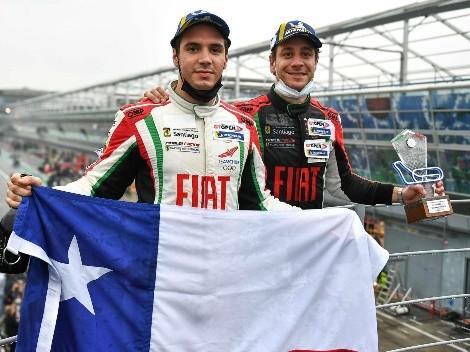 Benjamín Hites le da triunfazo a Chile en Monza