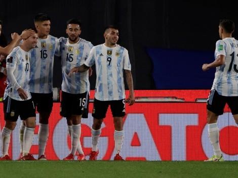 Nómina de Argentina con jugadores de la Premier, Messi y dos novedades