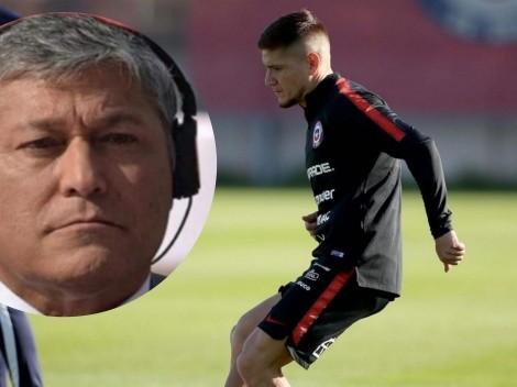 """Patricio Yáñez cree que Leo Gil es un """"Mena 2"""" en la Roja"""