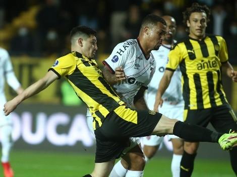 Paranaense recibe a Peñarol en la semi de vuelta de la Copa Sudamericana