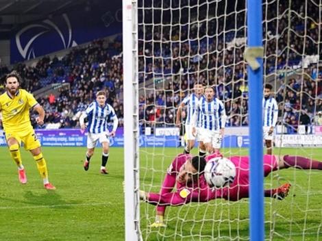 Blackburn Rovers pierde pese a los dos goles de Ben Brereton