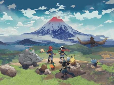 Leyendas Pokémon Arceus muestra avance y nuevo pokémon