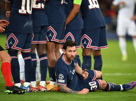 Scaloni aplaude con todo el cocodrilo de Lionel Messi