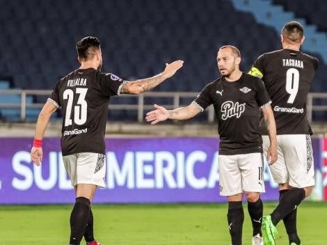 ¿Cúando y a qué hora juega Libertad vs Bragantino la semi de la Sudamericana?
