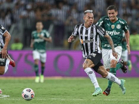 Palmeiras deja sin final al Mineiro de Vargas