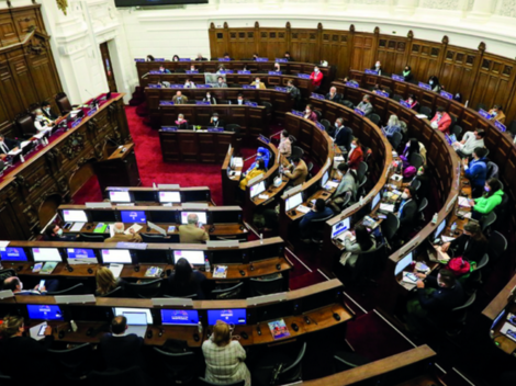 Convención ratifica quórum de los 2/3 para aprobación de normas
