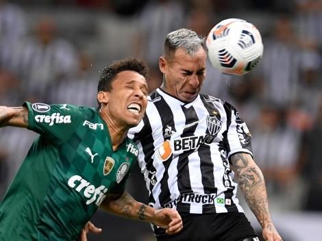 El sentido mensaje de Edu Vargas tras eliminación del Mineiro