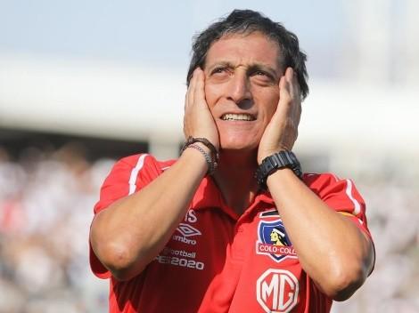 """Mario Salas: """"Me gustaría dirigir en la Premier League"""""""