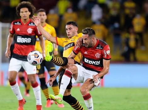 Isla a la final: Flamengo derrota a Barcelona y clasifica en la Copa