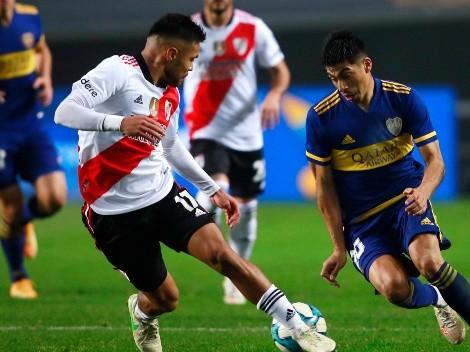 ¿Cuándo juega River vs Boca el Superclásico de Argentina?