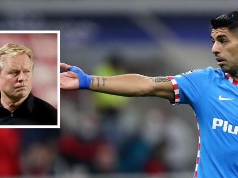"""Suárez sobre Koeman: """"Me trataba como si tuviera 15 años"""""""