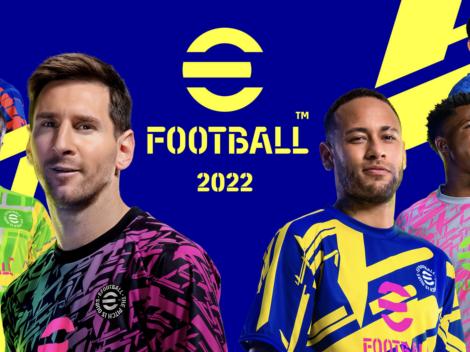 ¿Cómo descargar eFootball 2022?