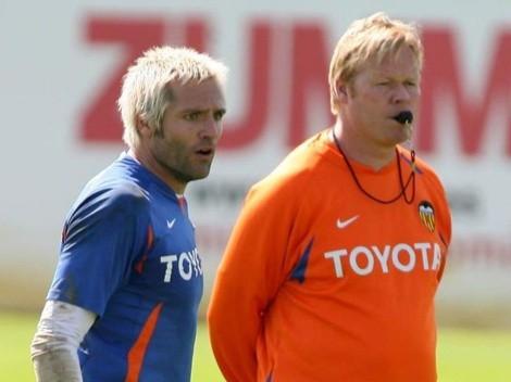 """Cañizares revienta a Koeman: """"Fue el peor entrenador que tuve"""""""