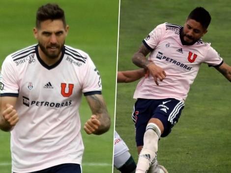 """Comenzaron las negociaciones por renovar a Ramón Arias y Joaquín Larrivey en la U: """"Las ofertas fueron enviadas"""""""