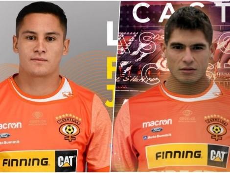 Luis Fuentes y Pancho Castro parten de Cobreloa y ya tienen clubes