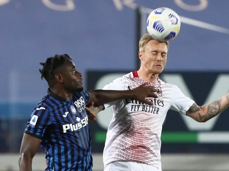 El herido Milan visita al siempre complicado Atalanta por la Serie A