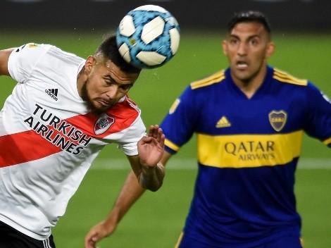 River y Boca animan una nueva edición del Superclásico del futbol argentino: Horario
