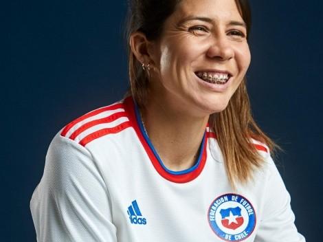 La nueva camiseta de visita de Chile junto a adidas
