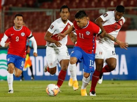 Guarello pone a Mora con Brereton y Alexis tras lesión de Vargas