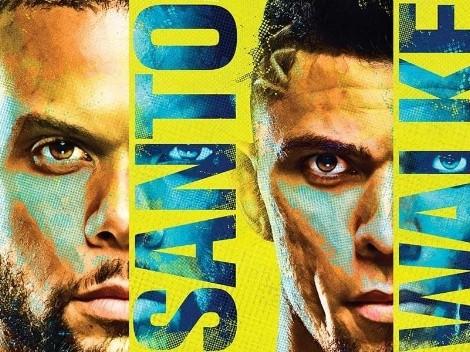 Thiago Santos y Johnny Walker animan el evento central de UFC Vegas 38