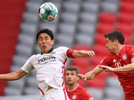 ¿Cuándo y a qué hora juega el Bayern Múnich vs Frankfurt?