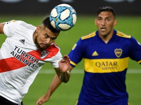 Díaz asoma como titular en River Plate para el Clásico ante Boca